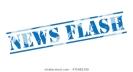 Image displaying the words News flash